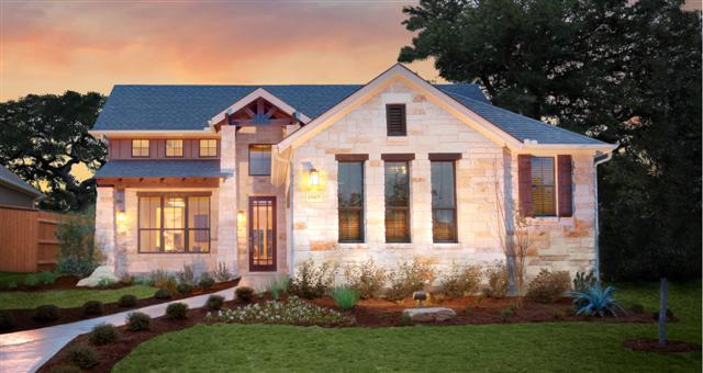 Streetman Homes In Austin Tx Custom Builders Custom