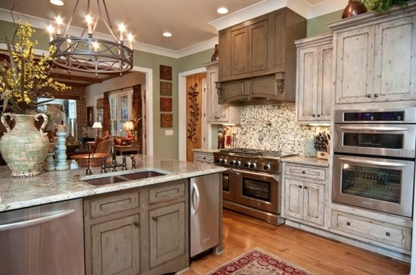 Magnolia Homes Memphis Kitchen