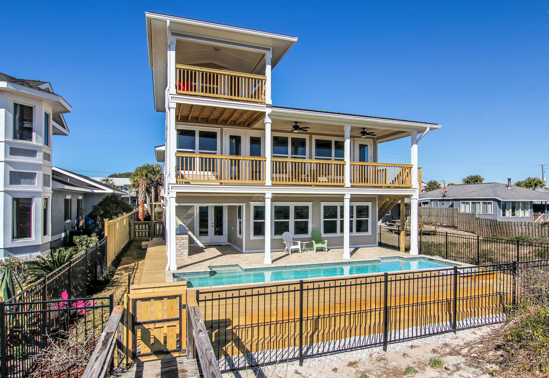 Cole Builders Is A Custom New Home Builder Based In Amelia Island The Jacksonville Florida Area Dale President Of