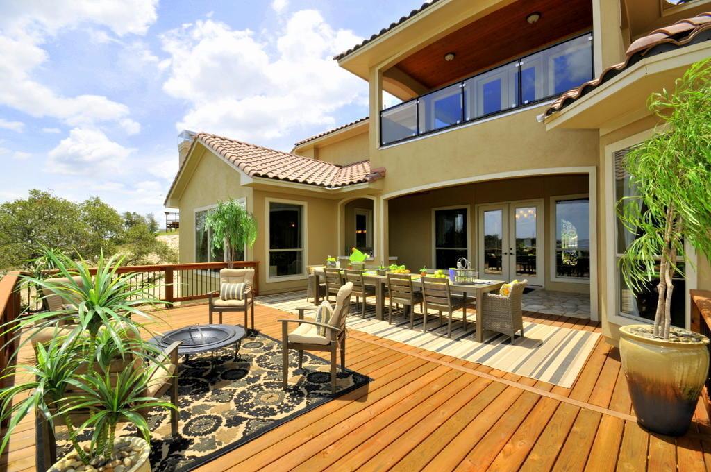 San Antonio Custom Builders Whitestone Exterior