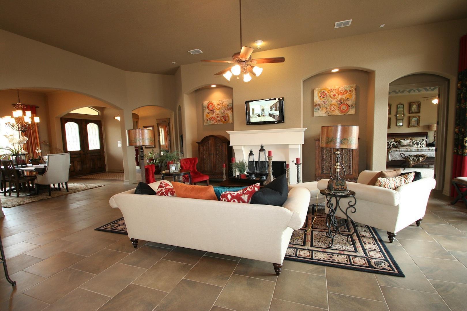 Practical Luxury In San Antonio Custom Builders